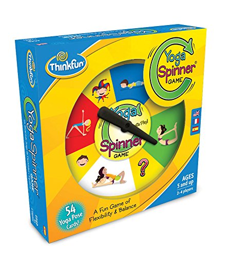 ThinkFun - Yoga Spinner (1842)