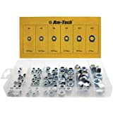 Am-Tech Lock Nuts (100 Pieces)