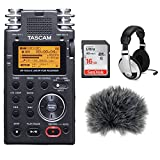 Best Tascam Memory Cards - Tascam DR-100mkII - Portable 2-Channel Linear PCM Recorder Review