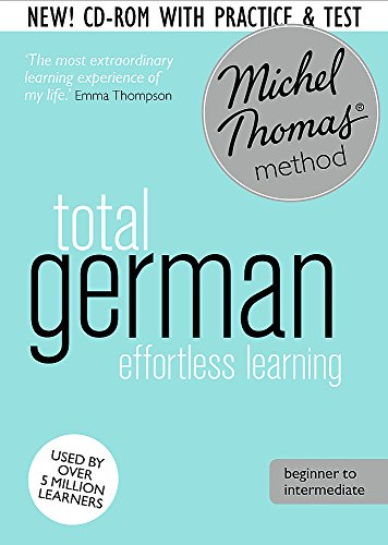 Total German Course: Learn German with the Michel Thomas Method): Beginner German Audio Course
