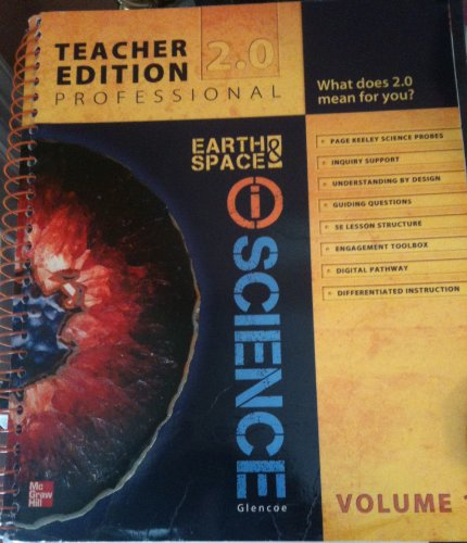 Earth & Space iScience Teacher Edition 2.0 Vol. 1