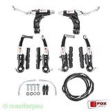 W01110102S Fahrrad V-Brake Bremsen-Set Fox - Parts - Bremse