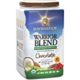 Sunwarrior Warrior Blend Schokolade, 1er Pack (1 x 1 kg)