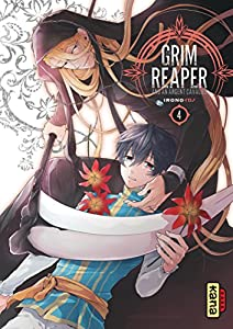 The grim reaper and an argent cavalier Edition simple Tome 4