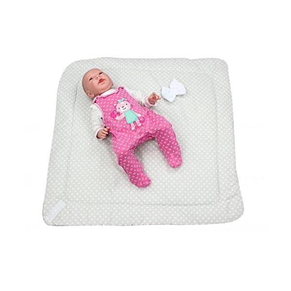 TupTam Manta Envolvente Arrullo Acolchado para Bebé