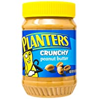 Planters Crunchy Peanut Butter - 510 gm