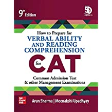 How to Prepare for Verbal Ability and Reading Comprehension for CAT | 9th Edition