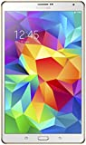 Samsung Galaxy Tab S 8.4-inch Tablet (White) - (ARM Exynos 5 Octa-Core 1.9GHz, 3GB RAM, 16GB Storage, Wi-Fi, Android 4.4)