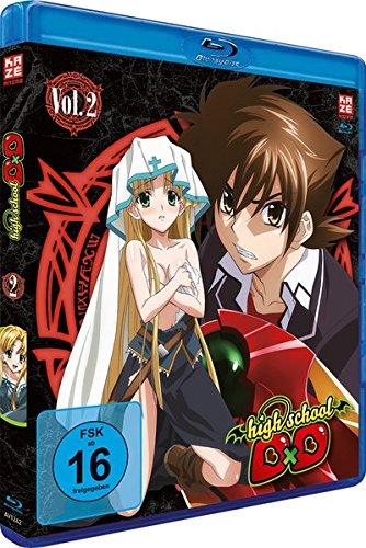 Highschool DxD - Vol. 2 [Blu-ray]