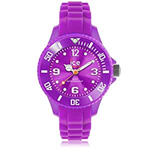 Ice-Watch Unisex - Armbanduhr Ice Forever Analog Quarz Silikon SI.PE.M.S.13
