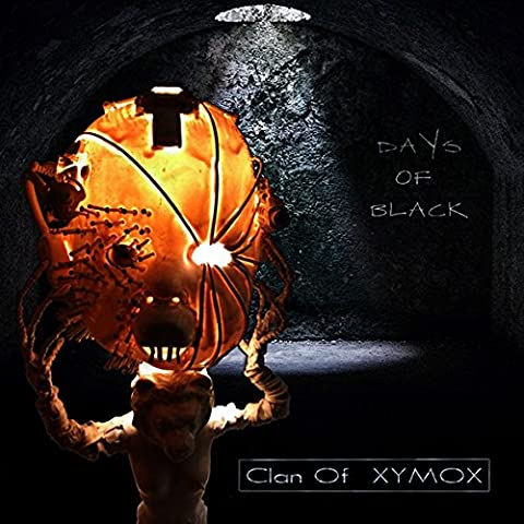 Days of Black (Lim 180g Transparent Vinyl) [Vinyl LP]