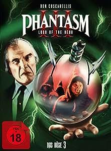 Phantasm III - Das Böse III - Mediabook/Version B  (+ DVD) (+ Bonus-DVD) [Blu-ray]