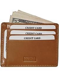 ABYS Genuine Leather Card Holder||Card Case||Money Clip||Credit Card Holder||Business Card Holder For Men & Women... - B07DNDSM33