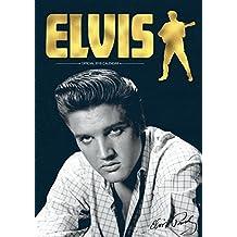 Elvis Official 2018 Calendar - A3 Poster Format (Calendar 2018)
