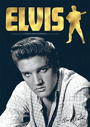 Elvis Official 2018 Calendar - A3 Poster Format (Calendar 2018) -