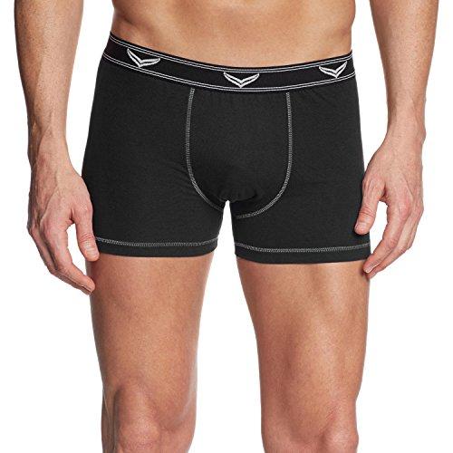Trigema Herren Pants 6343121 Boxershorts, Schwarz (Schwar, XL