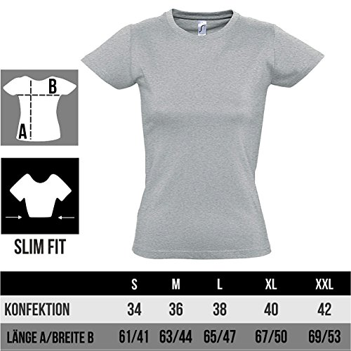 Siviwonder WOMEN T-Shirt INNOVATION - ARABER Vollblut - Pferde Fun reiten Weiß