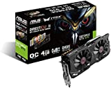 ASUS STRIX GTX970-DC2OC-4GD5 NVIDIA GeForce GTX 970 Graphics Card