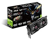 Asus Nvidia GeForce Strix GTX970-DC2OC-4GD5 Gaming Grafikkarte (PCI-e, 4GB GDDR5, Speicher, HDMI, DVI, DP, 1 GPU)