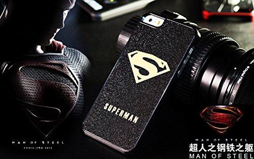 NEW super héros Spiderman Avengers etc. Coque rigide pour Apple iPhone 5/5S .5se & 5C, plastique, Superman, Apple iPhone 5/5s