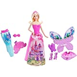 Barbie CFF48 - Mix & Match Personaggi, Deluxe