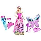 Mattel Barbie CFF48 - 3-in-1 Fantasie Barbie