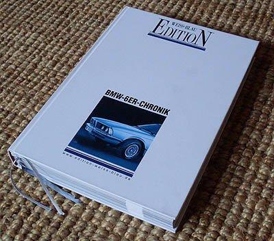 BMW 6ER CHRONIK (E24)