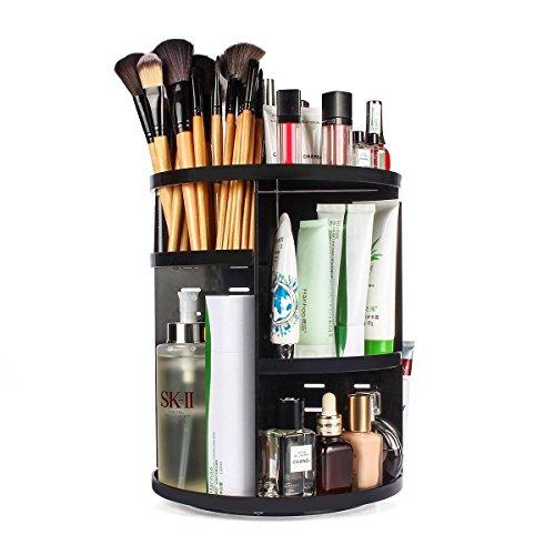 ELOKI 360 Rotating Makeup Organi...