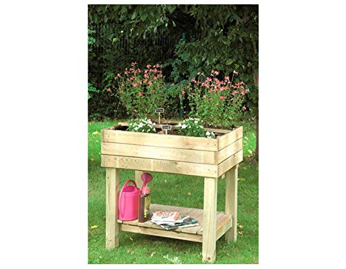 Gardening forest-style Flora 963818Plant Table 80x 40cm Garden & Outdoors