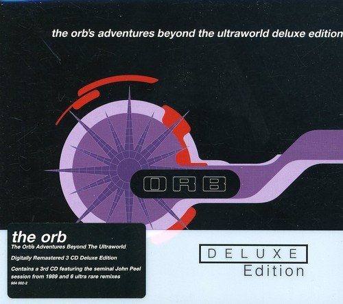 Preisvergleich Produktbild Adventures Beyond the Ultraworld - Deluxe Edition