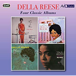 Four Classic Albums (The Story Of The Blues / The Classic Della / Della By Starlight / What Do You Know About Love)