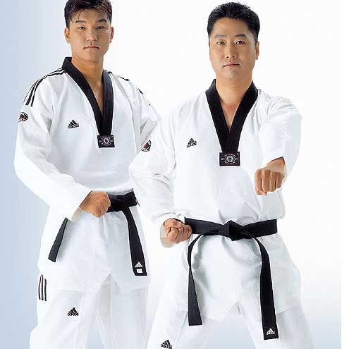 adidas Taekwondo Anzug