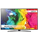 LG 55UH661V 55 inch Ultra HD 4K Smart TV webOS (2016 Model) - Carbon Titan