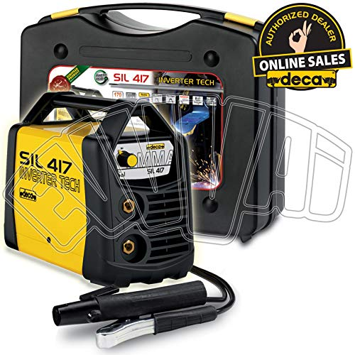 Deca SIL 417 7.8kVA saldatore elettrico