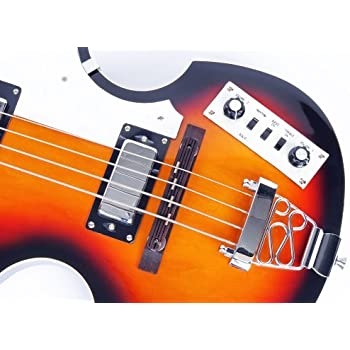 Cherrystone 4260180883008 MPM Violin/Beatles/E-Bass BB2 SB: Amazon ...