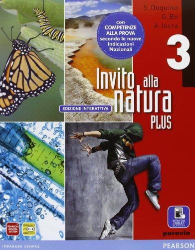 Invito alla natura plus. Per la Scuola media. Con e-book. Con espansione online: 3