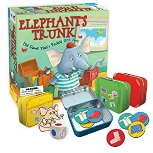 Gamewright Elephant's Trunk