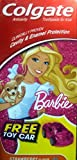 Colgate Barbie Toothpaste with Free Toy ...