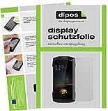 dipos I 2X Schutzfolie matt passend für Blackview BV9000 Pro Folie Displayschutzfolie