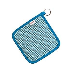 Rayen 6105.50 Set Presine, Tessuto Anti-Calore, Blu, 2 Pezzi