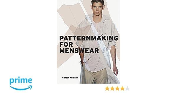 c1610b4d4156 Patternmaking for Menswear  Amazon.de  Gareth Kershaw  Fremdsprachige Bücher
