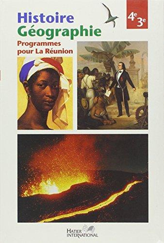 4e/3e histoire-géographie : Manuel éléve