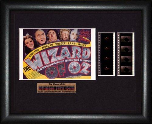 Wizard of Oz, Filmrollen-Stück Original Filmstreifen Series B, englischsprachig