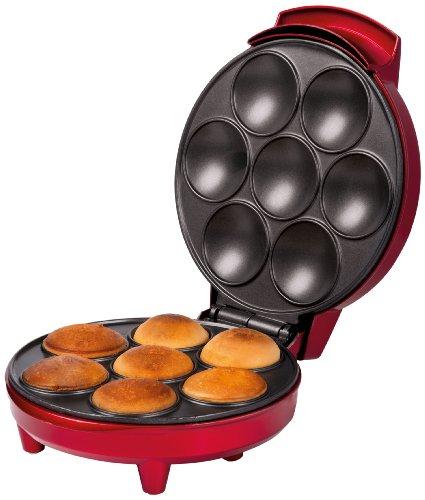 Trebs 99258 für köstliche hausgemachte Cupcakes, Cupcakeautomat, Cupcake Maker