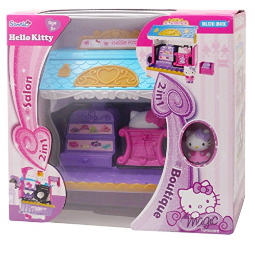 Bkids Hello Kitty Magic Turnovers Boutique and Salon Play Set