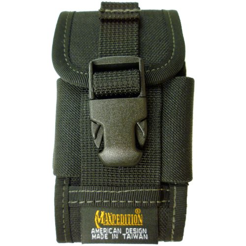 Maxpedition Clip-On PDA Phone Holster Schwarz