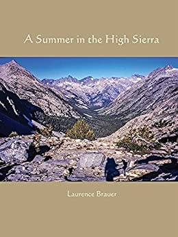 A Summer in the High Sierra by [Brauer, Laurence]
