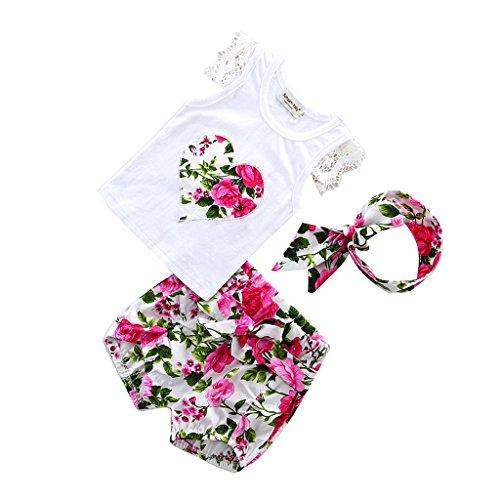 magideal-magliette-top-canotte-t-shirt-con-pantaloncini-e-fascia-per-prima-infanzia-ragazze-multicol