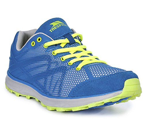 Trespass Diversion, Herren Outdoor Fitnessschuhe Blau (electric Blue)