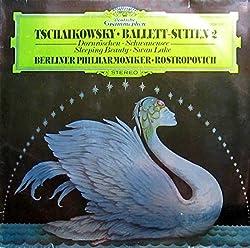 Tschaikowsky: Ballett-Suiten 2 (Dornröschen/Schwanensee) [Vinyl LP] [Schallplatte]